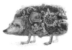 Beasts by Stefan Zsaitsits