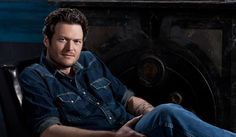Blake Shelton-just a true, pure voice I like.