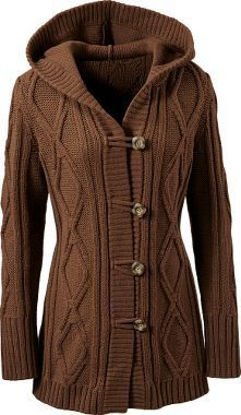 Cabela's Women's Fireside Chunky Sweater : Cabela's - Looks cute and comfy! Fall Outfits, Casual Outfits, Cute Outfits, Pullover, Complete Outfits, Unique Fashion, Shirt Outfit, Autumn Winter Fashion, What To Wear