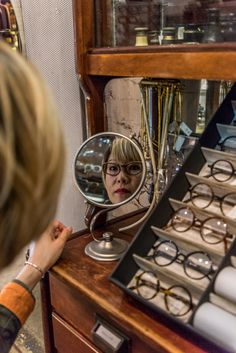 East village Vintage Eyewear Store - Fabulous Fannys — Rock Mama NYC
