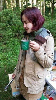 グンちゃん・日本でキャンプ&2016年度カレンダー♪ |tanのグンソク日記