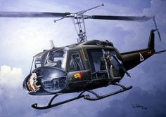Vietnam Huey Helicopter Prints   The Huey was the workhorse of the Air Calvary in Vietnam. It flew ...