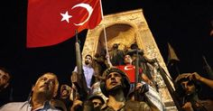 As Democracy Dwindles in Wake of Turkey Coup, Leftists Critique West's Hypocrisy   Common Dreams   Breaking News & Views for the Progressive Community