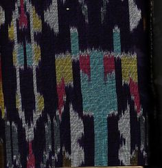 Shop | Category: Ikat | Product: tui111 - Tulis Textiles | Indonesian Fabrics