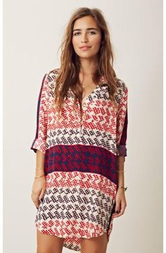 Sam & Lavi Birdie Tunic Dress
