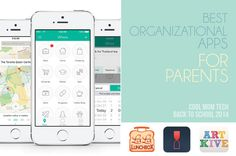 10 best organizational apps for parents | Back to School tech guide 2014