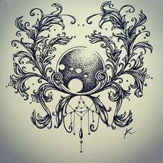 Image from http://www.tattoosfever.com/wp-content/uploads/Fancy-Ball-Tattoo-Print.jpg.
