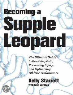 Becoming a Supple Leopard, totally want/need/love that!