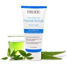 Pore-Refining Facial Scrub
