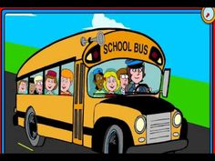 Wheels on The Bus - YouTube the wheels on the bus was my favorite song. Every time we got in the car we would listen to it. Then one day someone got into our car and took a lot of stuff like all our music. So they took wheels on the bus then after that i never listened to it again.