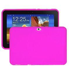 Soft Shell (Pink) Motorola XOOM Cover