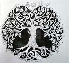tree of life w/ Celtic roots