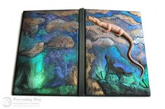 Artiste : Aniko Kolesnikova Couvertures en pâte polymère