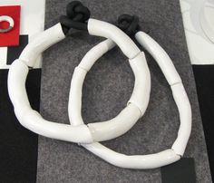 Violaine Ulmer porcelain necklaces