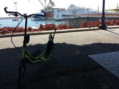ElliptiGO en S/C de Tenerife (10/05/2014)