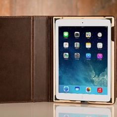 iPad Air accessory makers for cases and keyboards to keep that fragile check protected wherever you may travel.