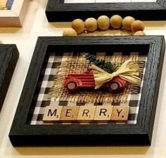 Dollar Store Christmas, Christmas Crafts For Gifts, Christmas Ornament Crafts, Homemade Christmas, Christmas Projects, Christmas Ideas, Christmas Decorations, Woodland Christmas, Primitive Christmas