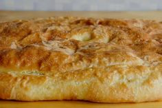Vanhanajan lihapiirakka tehdään suoraan pellille Meat Recipes, Baking Recipes, Finnish Recipes, Savory Pastry, Pastry Cake, Food And Drink, Bread, Cooking, Free Knitting