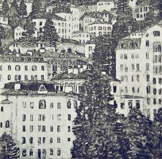 Gustav Klimt - Late Works / Gastein 1917