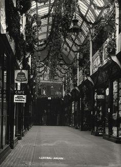 046892:Central Arcade Newcastle upon Tyne unknown December 1906 by Newcastle Libraries, via Flickr