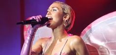 Miley Cyrus Does Nutty, Semi-Naked Cover Of Khai