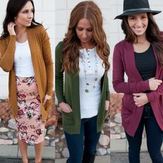 FREE SHIPPING    MORE PHOTOS AVAILABLE IN SPREESY STORE    These cardigans are a must this fall! They are so soft and comfortable and so cute!     Sizing:    Small 0-4    Medium 6-8    Large 10-12    1X 14-16    2X 18-20    3X 22-24    Fits True to Size   Shop this product here: http://spreesy.com/pinkpineappleclothingcompany/182   Shop all of our products at http://spreesy.com/pinkpineappleclothingcompany      Pinterest selling powered by Spreesy.com