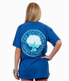 Signature Logo Tee - Short Sleeve - Shop | The Southern Shirt Company