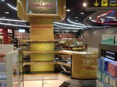 Campaña Promoción Toblerone