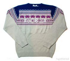Ozzie & Moose: Space Invaders anyone ? Arne And Carlos, Space Invaders, Hypebeast, Lana, Knitwear, Knit Crochet, Seasons, Knitting, Sweatshirts
