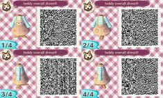 THANKS FOR 32,000+ FOLLOWS! Your number one source for cute Animal Crossing New Leaf QR codes since...