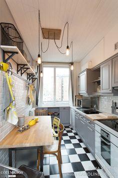Home relooking d'un appart de 120 m2 à Rennes, Rennes, Inma Studio - architecte d'intérieur