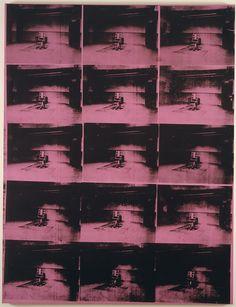 Andy Warhol, Lavender Disaster, 1963.