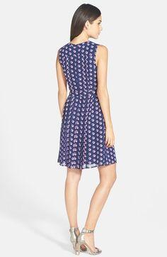 Halogen® plissadas Fit & Alargamento Dress (regular & Petite)   Nordstrom
