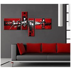 Pintura al óleo Abstracta - Deco Soon - DECO SOON