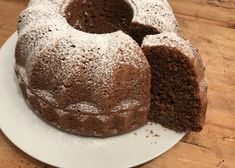 Baking with Christina . Thermomix Desserts, Gateaux Cake, Deli, Nutella, Cake Recipes, Food And Drink, Pudding, Zucchini, Sweets