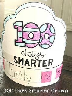 100 Days Smarter Crown