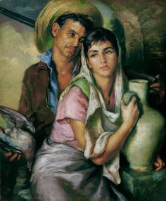 Francisco Ribera Gomez ~ Romantic Figurative painter | Tutt'Art@ | Pittura * Scultura * Poesia * Musica |