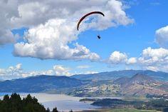 Mountainbiken en paragliden in Colombia: kom naar Sopó!