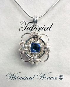 Hey, I found this really awesome Etsy listing at https://www.etsy.com/listing/214871129/ming-medallion-tutorial