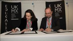 British Council and ANUIES sign MOU   British Council