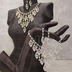 Sparkle Jewelry - Silver  #showusyourstyle  #igigi