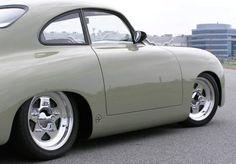crazy low griege 356 coupe