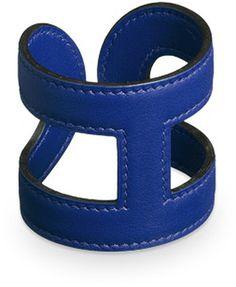 Hermes Ano Leather Cuff | Keep the Luxury | BeStayBeautiful
