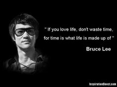 Bruce Lee #quote