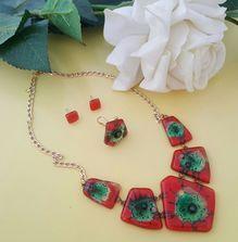 Jewelry Juegos-de-Collar-con-Aretes-y-Anillo