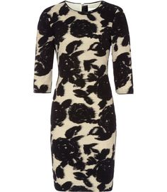 Reiss Lavine Flower Bodycon Dress. Obsessed.