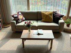 집꾸미기 Sofa, Couch, Minimalism, House Styles, Interior, Furniture, Home Decor, Settee, Settee