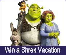 Win a Shrek Vacation at the Gaylord National Resort in D.C.