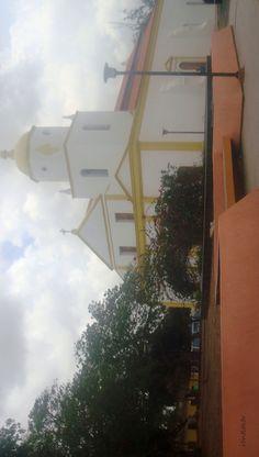 Edo Falcón Iglesia de Muruy Pueblo Nuevo