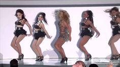 Beyonce - Run The World. This is one of the most posh performance I have ever seen!